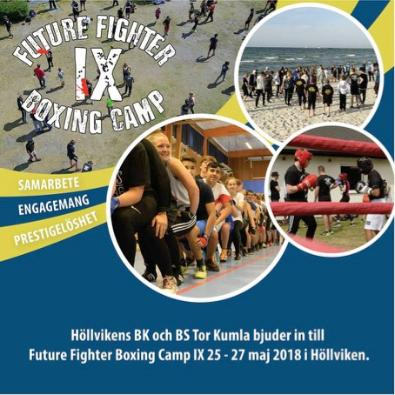 Future Fighter boxing camp