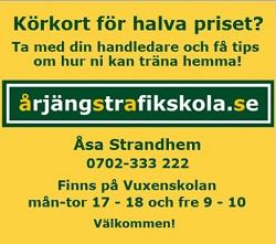 Årjängs Trafikskola